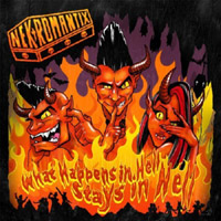 Nekromantix - What Happens In Hell Stays In Hell! (cd/vinyl review)