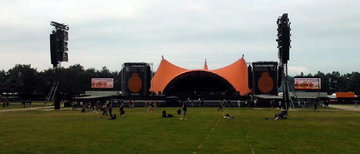 Roskilde Festival 2012 is over and here's a few afterthoughts (concert review)