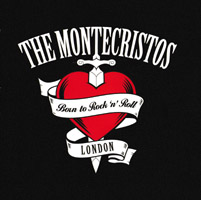The Montecristos - Born to Rock 'n' Roll (cd review)