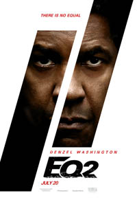 The Equalizer 2 [2018] (movie review)