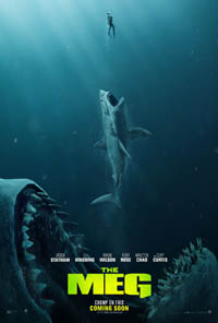 The Meg (2D) [2018] (movie review)