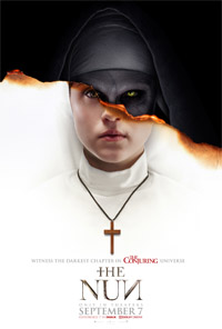 The Nun [2018]  (movie review)