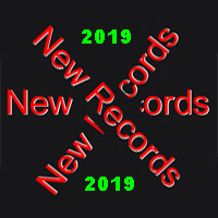 New records added to my collection - 2019 (music comment)