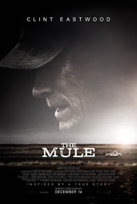 The Mule [2019]  (movie review)