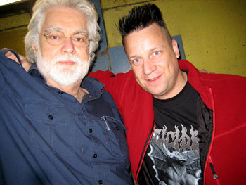 Gunnar Hansen and KP
