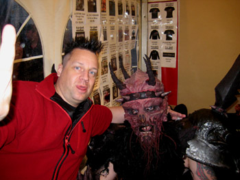 KP and Oderus Urungus