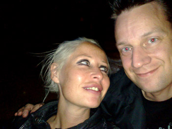 Wendy James and KP