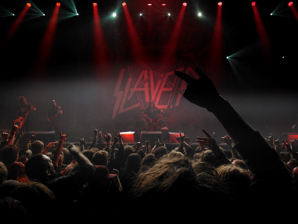 Slayer, Copenhell 2012