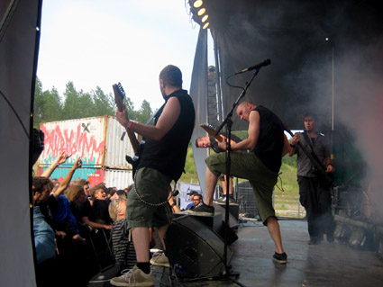 The Interbeing, Copenhell 2012