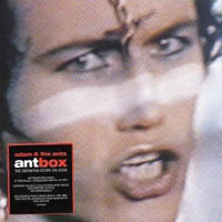 Adam Ant / Adam And The Ants - Antbox (compilation)