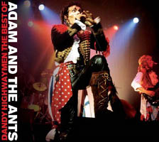 Adam Ant / Adam And The Ants - Dandy Highwaymen (compilation)