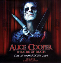 Alice Cooper - LIVE AT HAMMERSMITH 2009
