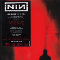 Nine Inch Nails - Beside You In Time (live 2006, dvd)