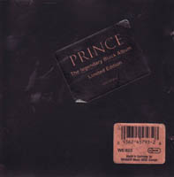 Prince - The Black Album