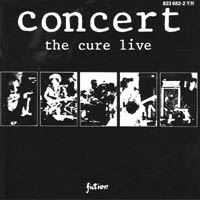 The Cure - Concert (live)