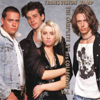 Transvision Vamp / Wendy James / Racine - The Complete 12´ers Collection Vol. 1