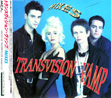 Transvision Vamp / Wendy James / Racine - Mixes (collection)