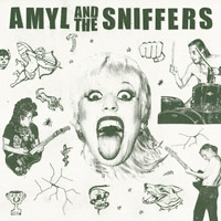 New records added to my collection - Amyl and The Sniffers