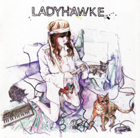 New records added to my collection - Ladyhawke