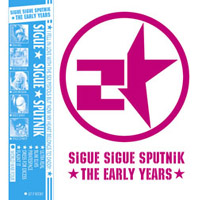 Sputnik2 / Degville - THE EARLY YEARS